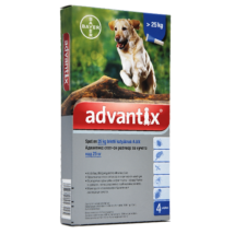 Advantix 4 ml 25-40 kg-ig 1db