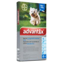 Advantix 1 ml 4-10 kg-ig 1db