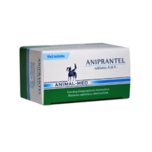 Aniprantel dog tabletta 1 db