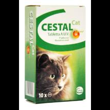 Cestal Cat tabletta 10 db