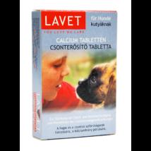Lavet csonterősítő tabletta kutya 50 db/doboz