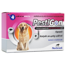 Pestigon spot-on 2,68 ml 20-40 kg-ig 1 db