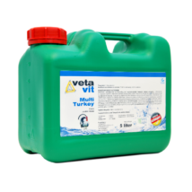 VetaVit Multi Turkey 5 liter