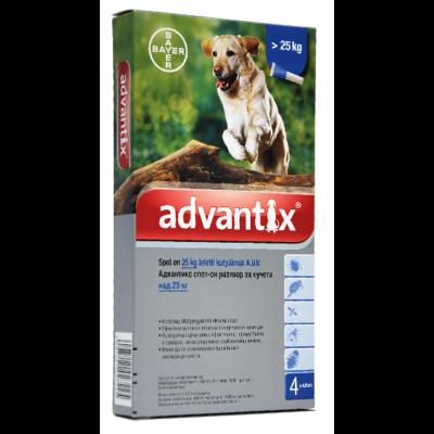 Advantix 4 ml 25-40 kg-ig 1db