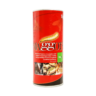 Maggots légylárva-irtó granulátum 1 kg