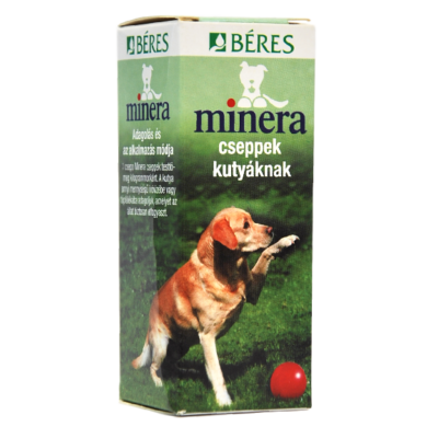 Minera csepp 30 ml kutya