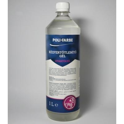 Poli-Farbe kézfertőtlenítő gél utántöltő - 1L
